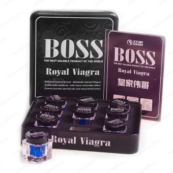 Boss Royal viagra-БОСС РОЯЛ ВИАГРА(27табл.)