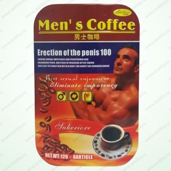 Man`s coffee 8 пак.*12 гр.